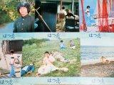仁科明子 井上純一・出演「はつ恋」東宝映画ロビーカード6枚一括
