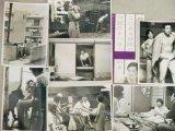 羽仁進・監督「彼女と彼」ATG映画スチール写真7枚+チラシ一括/出演・左幸子 岡田英次