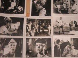 画像1: イングマール・ベルイマン監督「道化師の夜」映画ロビーカード 大判スチール写真9枚セット(封筒付)ATG配給