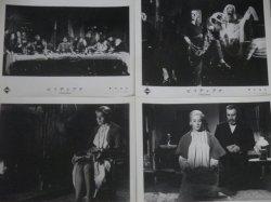 画像1: ルイス・ブニュエル監督「ビリディアナ」映画ロビーカード 大判スチール写真4枚セット(封筒付)ATG配給