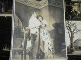 新協劇団・舞台写真11枚一括/細川ちか子,小澤栄太郎サイン入1枚含む