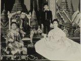 帝劇「王様と私」1973年舞台および稽古スナップ写真26枚 関係者アルバム