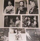 藤吉久美子NHK朝の連続テレビ小説「よーいドン」大判写真(サイン入含む)20枚一括
