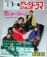 テレビジョンドラマ 32号/特集・愛しあってるかい!山田良明の世界
