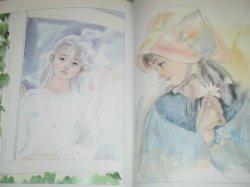 画像2: おおた慶文 画集「おくれ毛は風のかたち」初版・帯付