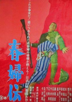 画像1: 野川由美子 川地民夫・主演「春婦伝」日活映画 B2ポスター/監督・鈴木清順