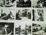 アラン・レネ監督「戦争は終わった」映画ロビーカード 大判スチール写真9枚セット(封筒付)ATG配給