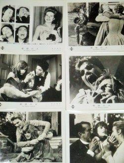 画像1: アーサー・ペン監督「奇跡の人」映画ロビーカード 大判スチール写真9枚セット(封筒付)出演アン・バンクロフト、パティ・デューク