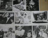 フェデリコ・フェリーニ監督「魂のジュリエッタ」映画ロビーカード 大判スチール写真9枚セット(封筒付)ATG配給