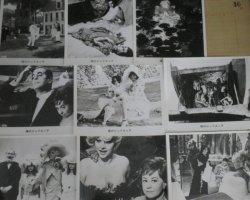 画像1: フェデリコ・フェリーニ監督「魂のジュリエッタ」映画ロビーカード 大判スチール写真9枚セット(封筒付)ATG配給