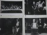 ルイス・ブニュエル監督「ビリディアナ」映画ロビーカード 大判スチール写真4枚セット(封筒付)ATG配給