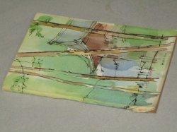 画像2: 赤松光夫・作  中沢潮・挿絵「青春の贈り物」美しい十代 昭和40年4月号付録/表紙・小林裕