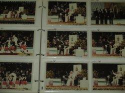 画像3: テレビ美術・田原英二氏旧蔵品 昭和55年 ローマ法王 ヤング&ホープ大集会 写真 133枚 アルバム/ヨハネパウロII世 徳光和夫アグネスチャン
