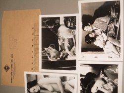 画像3: 藤竜也・出演「愛のコリーダ」映画 スチール写真 6枚一括 /監督・大島渚