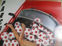 画像2: パルコ PARCO ハートは刺すほど、パンクしない。 B1 特大ポスター/検;ファッション企業広告 宣伝 広告デザイン コピーライター